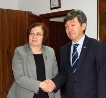 За бъдещи делови и културни връзки с Казахстан