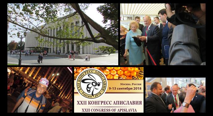 XXII конгрес на Апиславия в Москва