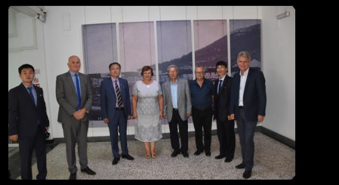 Посланикът на Корейската народно-демократична република в Ловеч