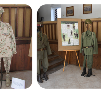 Изложба на военни униформи в Ловеч