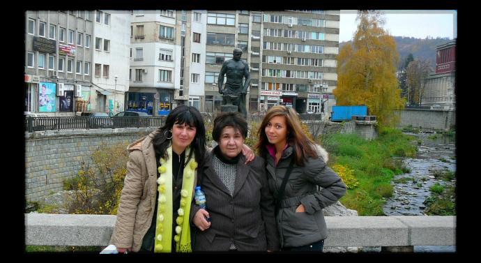 Три поколения поетеси