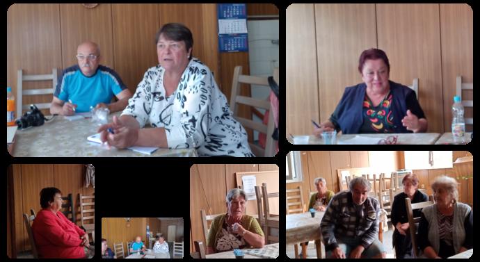 Среща на народния представител д-р Валентина Александрова с жителите на Добродан