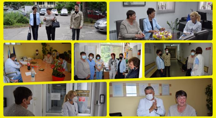 За болниците – троянските, българските…