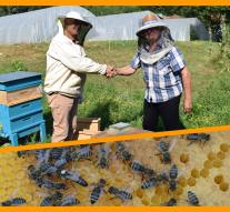 Дарение за общинския пчелин