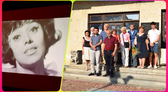 Филмът за Лиляна Кисьова гостува в Ловеч