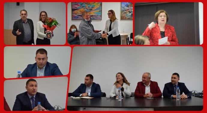 Първа среща на кандидатите на БСП за 47 ОНС в Троян